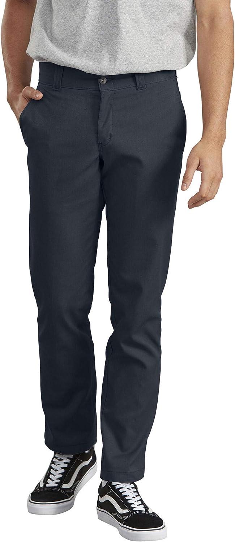 Dickies Men's 67 High quality Max 43% OFF new Industrial Work Slim Straight Leg Pant Flex Fit