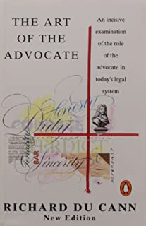Art of the Advocate (Penguin Law)