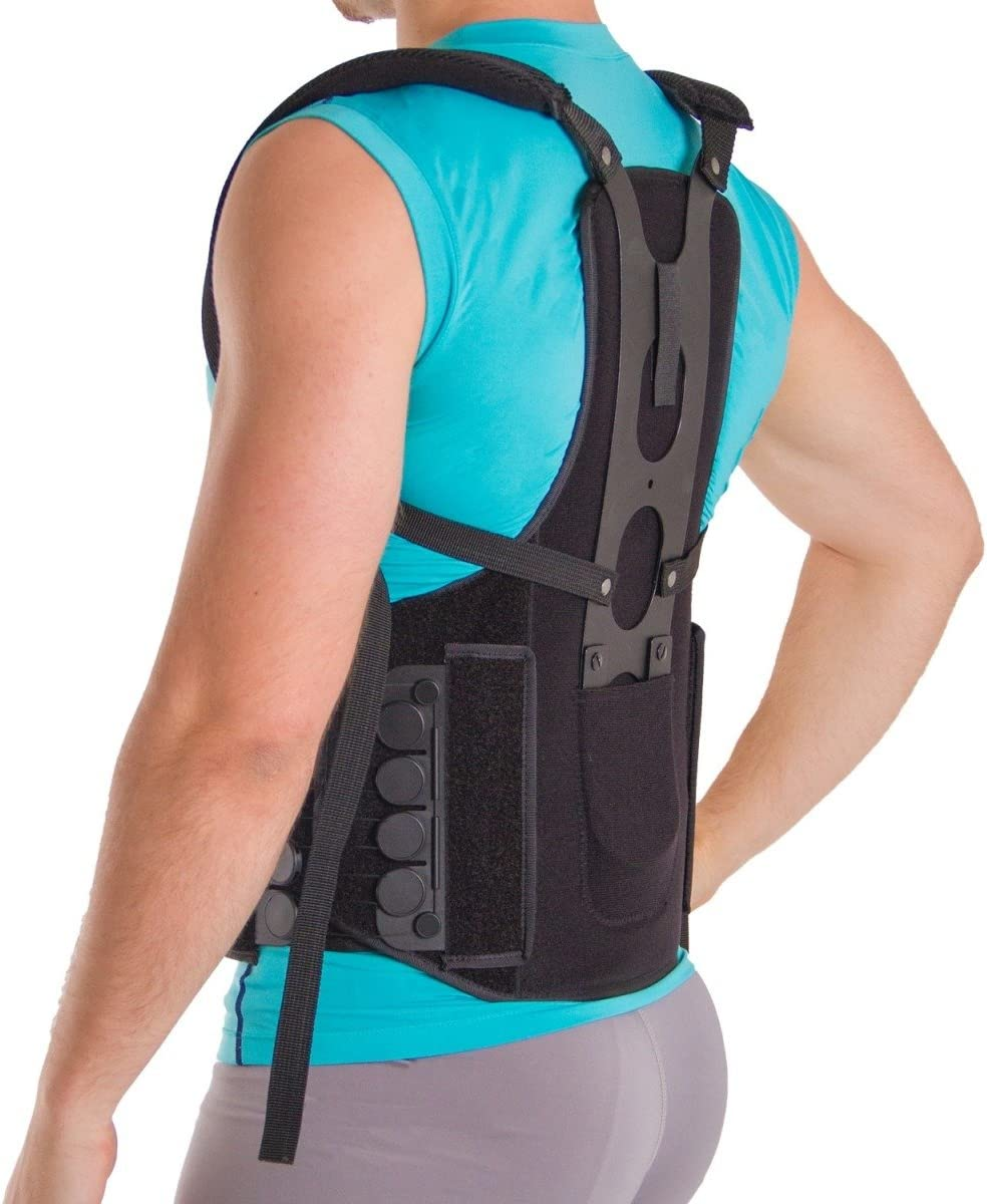 Postural Extension Back Straightener Brace - Corre Seattle Mall Rigid Our shop most popular Posture
