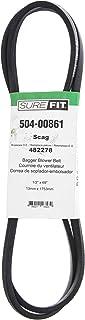 SureFit Grass Catcher Blower Drive Belt Replacement for Scag 482278 GC-STC GC-STC-CS Tiger Cub Lawn Mowers
