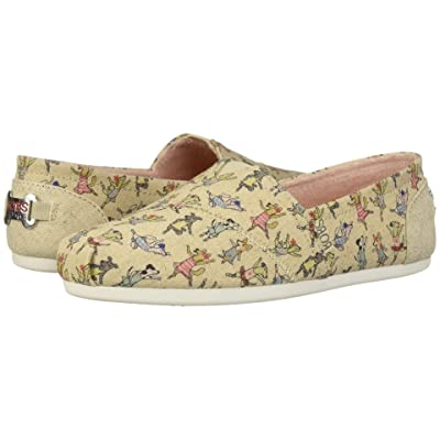 BOBS from SKECHERS Bobs Plush (Natural/Multi) Women