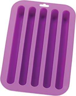 Silicone Ice, Chocolate, Candy, Baking and Craft Mold, Non-Stick Heat-Resistant, Water Bottle Ice Sticks