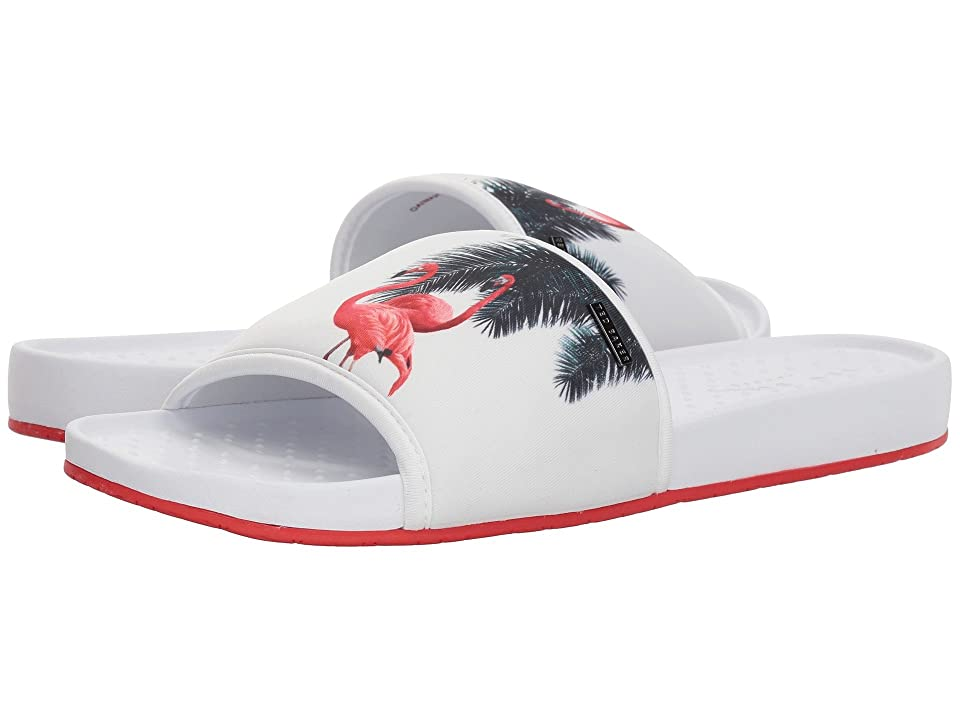 Ted Baker Sauldi 2 (White/Red Synthetic) Men