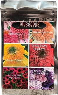 Bulk 4 Coneflower Seeds (Echinacea) 500 Seeds & Bonus Petunias