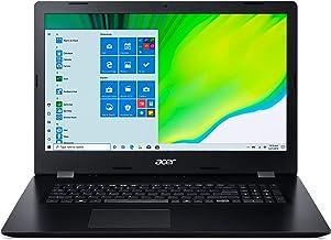 "Acer Aspire 3 Slim 17.3"" HD+ Laptop , 10th Gen Intel Core i5-1035G1 (Beats i7-7500U) Up to 3.6GHz, Intel UHD Graphics, Wi-..."