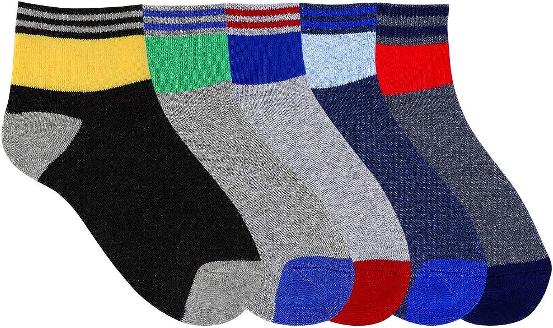 Lobster Feet Kid's Pack of 5 Socks ( S/L)