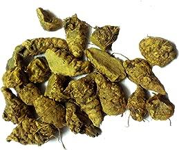 Ankita Gemstones Kali Haldi Genuine Original ( Black Turmeric / Curcuma caesia) 50 gms