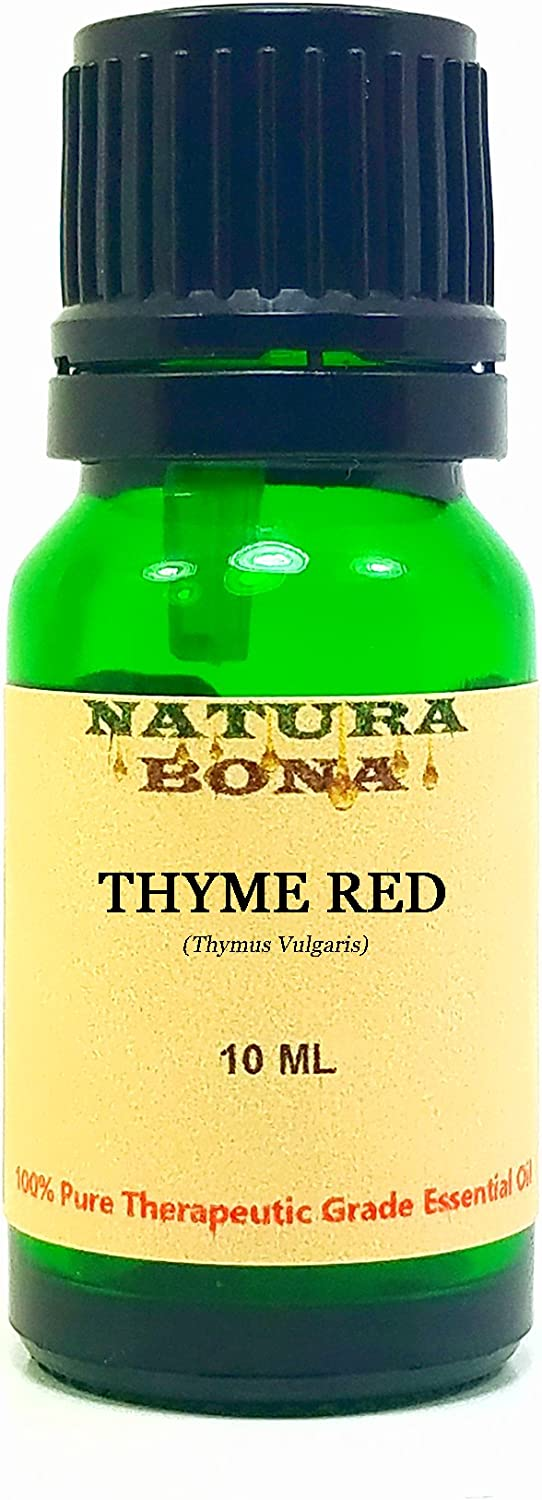 Thyme Red Essential [Alternative dealer] Charlotte Mall Oil. 100% Pure Therapeutic Organic Thy Grade