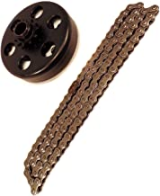 Baja Centrifugal Clutch 16MM 11T #35 Chain + 140 Links chain combo for Doodle Bug Dirt Bug