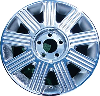 Brand New Lincoln Town Car 2003 Through 2011 Chrome 3502 17 Inch Replacement Wheel 4W131007AA