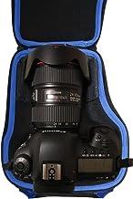 کیس دوربین Alltravel DSLR سازگار با Canon EOS 7D 6D 5D Mark II III IV 5DS R EF 24-105mm f / 4 F4 L IS USM EF 24-70mm f / 2.8L II USM DSLR کیت لنز ، دارای دسته قوی و بند شانه