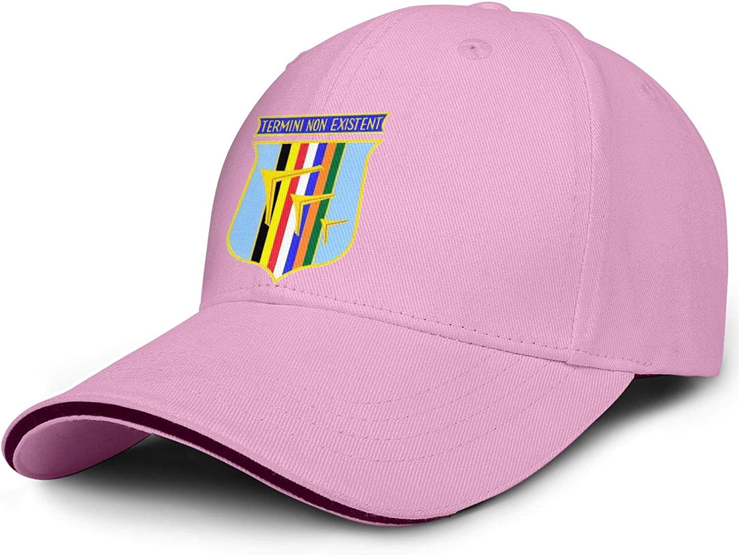 SWNCNC Unisex 60th-Troop-Carrier-Wing-Emblem- Adjustable Hat Max 58% OFF SEAL limited product Cap