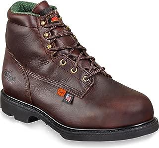 Thorogood Men's 6 Plain Toe Boot