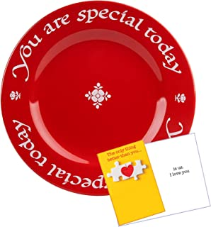 Best waechtersbach plate, you are special today red plate Reviews