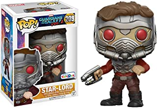 Star-Lord (Toys R Us Exc): Funko Pop Vinyl Figure & 1 Compatible Graphic Protector Bundle (209 - 12787 - B)