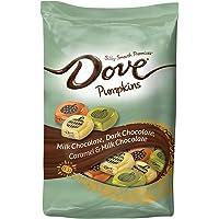 Dove Promises Variety Mix Harvest Halloween Chocolate Candy Pumpkins (24 oz bag)