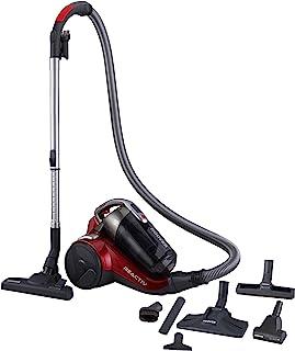 comprar comparacion Hoover RC81 RC25 Aspirador sin bolsa, ciclónico, Cepillo pelo mascota, alfombras, suelos duros, parquet, 75dB, Filtro EPA,...