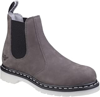 Dr Martens mujer Ladies Arbar Safety Durable Chelsea Work botas
