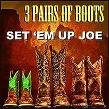 Set 'em up Joe
