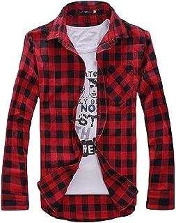 [ワイルドカクタス] シャツ チェック 柄 長袖 ワイシャツ メンズ トップス 上着 綿 カジュアル アメカジ