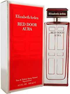 Elizabeth Arden Red Door Aura Eau De Toilette Spray 100ml/3.3oz