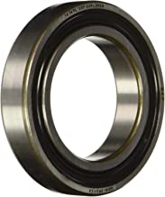 SKF 6008-2RS1/C3 Deep Groove Ball Bearing, Double Sealed, Standard Cage, C3 Clearance, 40mm Bore , 68mm OD, 15mm Width