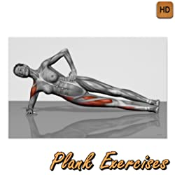 plank exercises for core strength