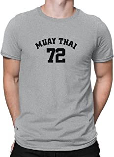 Muay Thai 72 Basic College Camiseta