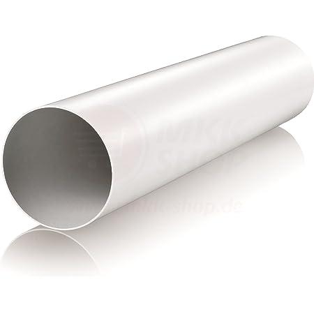 ACDBDY Conduit de Ventilation en PVC Conduit de Ventilation Portable en PVC Tuyau de Transport dair Tuyau dair Chaud diam/ètre 300 mm 12 Pouces Tuyau de Ventilation,5M