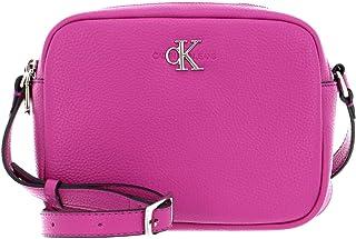 Calvin Klein Jeans Double Zip Crossbody Borsa a Tracolla Donna K60K607479 VIB Vivid Viola