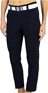 Jofit Apparel Women's Athletic Clothing Slimmer Cropped Ankle Pant for Golf & Tennis