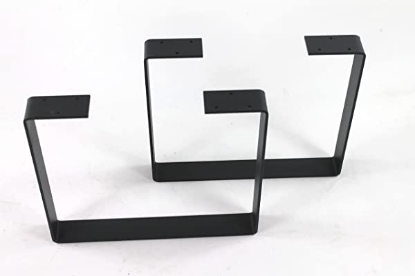 Powdercoated Steel Coffee Table Legs Choose Your Height And Width