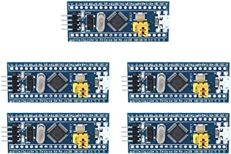 Alloet STM32F103C8T6 STM32 Minimum System Development Board Module for Arduino (1Pc, 2Pcs, 5Pcs) (5 Pcs)