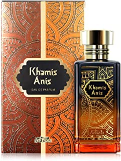 Nabeel Perfumes Khamis Anis Eau De Perfume For Unisex - 100 ml