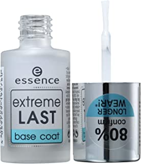 essence cosmetics extreme last base coat nail polish lacquer