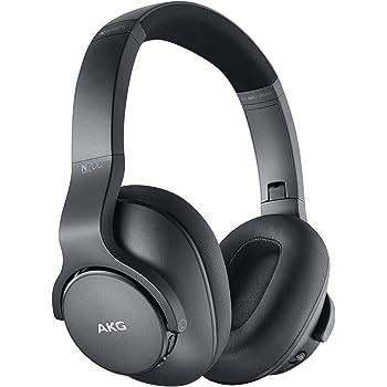 AKG ワイヤレス ノイズキャンセリング ヘッドホン N700NCM2 Bluetooth 4.2 AAC SBC 対応 AKGN700NCM2BTBLK