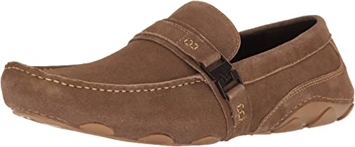 Kenneth Cole REACTION Men's Toast 2 Me Slip-On Loafer, Taupe, 7 M US