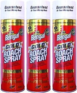 Roach Spray, Pack of 3