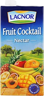 Lacnor Essentials Fruit Cocktail Nectar - 1 Litre