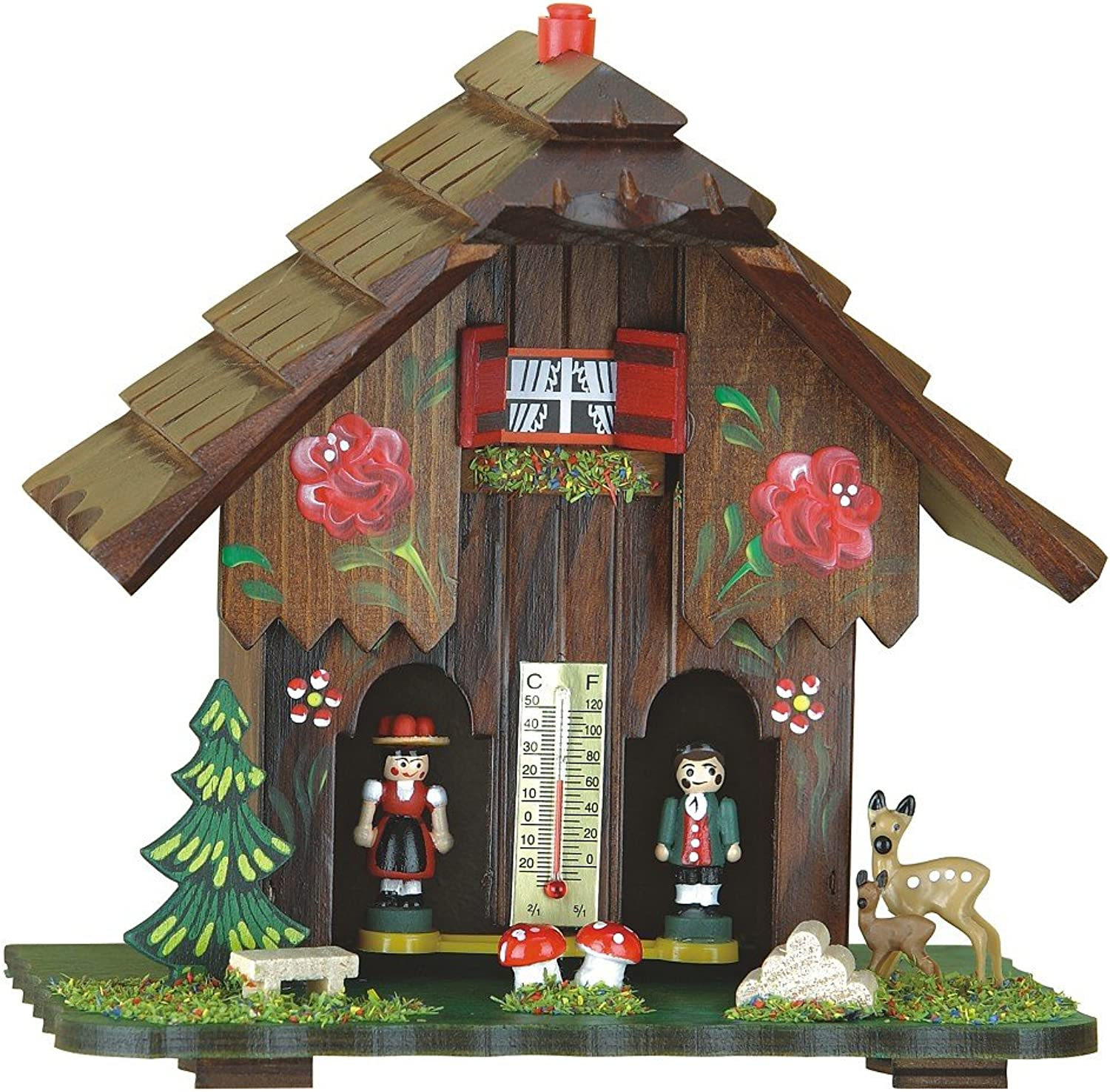 Trenkle Exclusive German Black Forest weather house TU 811