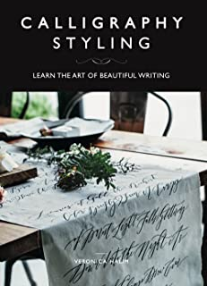Calligraphy Styling: Learn the Art of Beautiful Writing