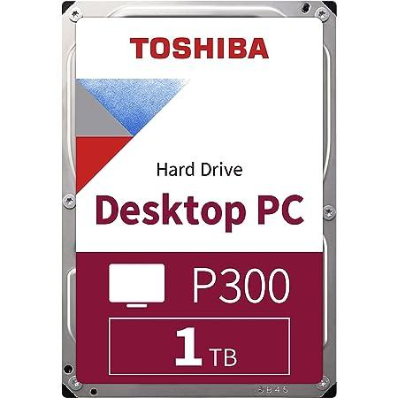 Toshiba P300 Interne Festplatte 1 Tb 3 5 Zoll Sata Computer Zubehör