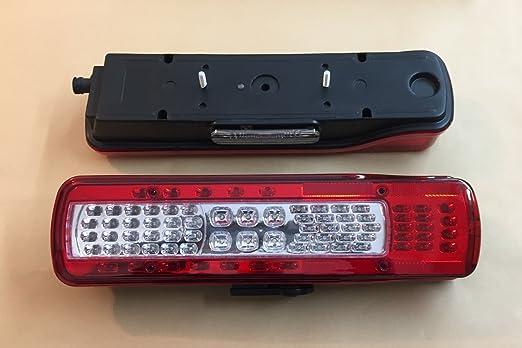 2x LED Arrière Lampes pour Volvo Fh Version IV Euro 6 OEM Rechange 20565103//6