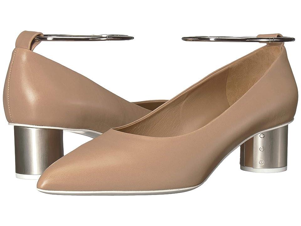Jil Sander JS32091A (Open Brown) High Heels
