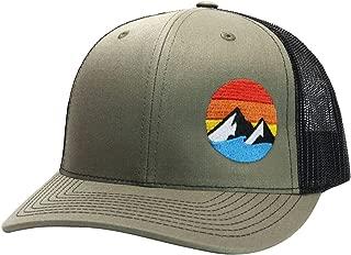 Explore The Outdoors Trucker Hat - Mountains Men's hat Trucker