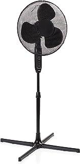Ventilador de pie Tristar VE 5889 – 40 centímetros – Control remoto – Negro
