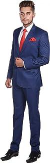 Whitebow Men's Slim Fit 2 - Piece Suit