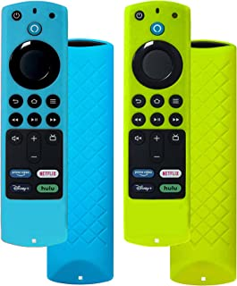 Cover for All-New Alexa Voice Remote (2018-2021) for Fir TV Stick (3rd Gen) 2021/ Fir TV Stick 4K/ Fir TV Stick Lite 2020/...