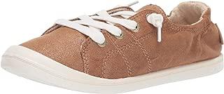 ROXY Womens Bayshore Slip on Sneaker Shoe