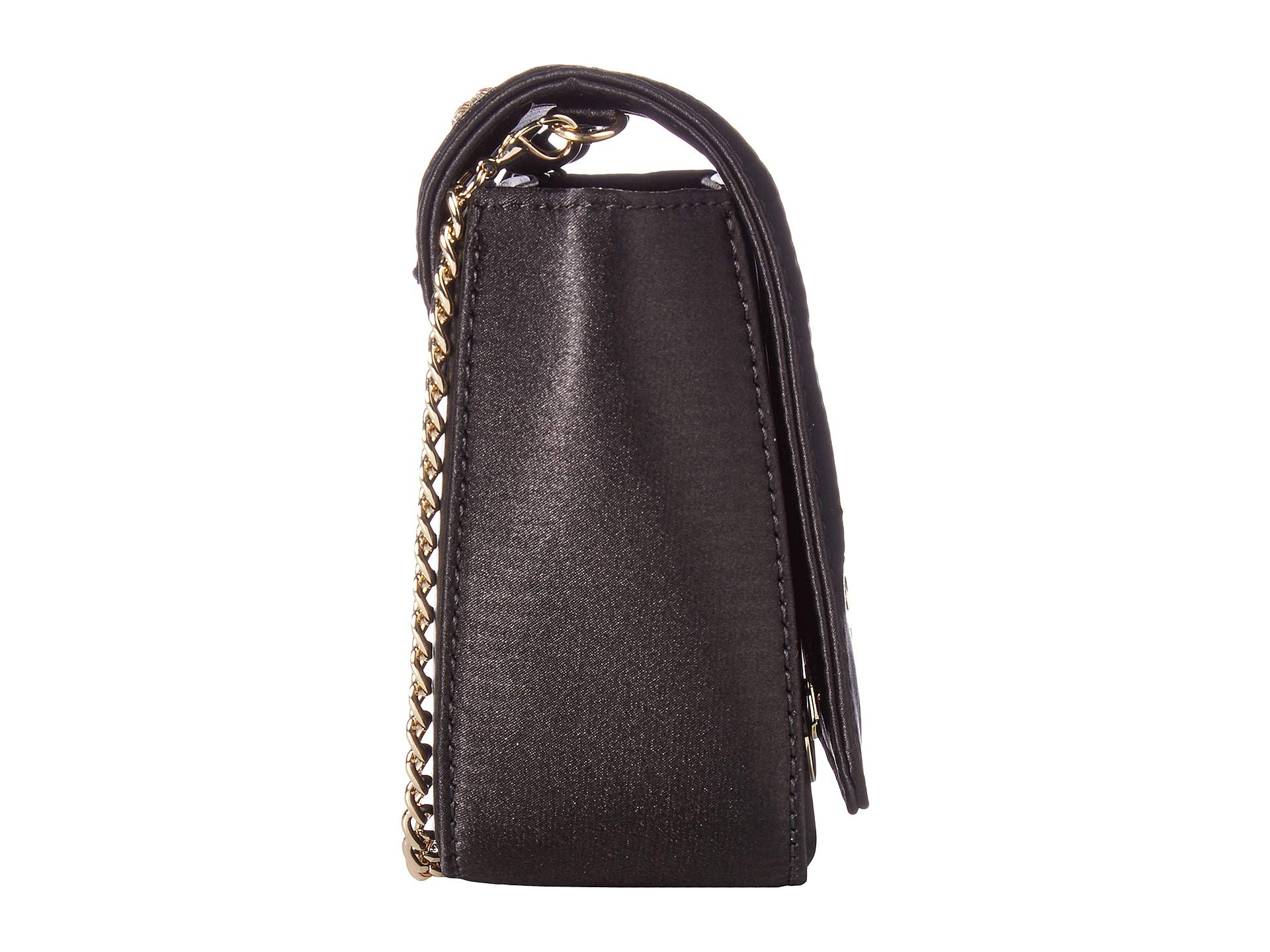 Black Moschino Metal Bag Love Detailing With Evening YInwd